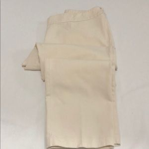 Chico's Brushed Cotton Pants